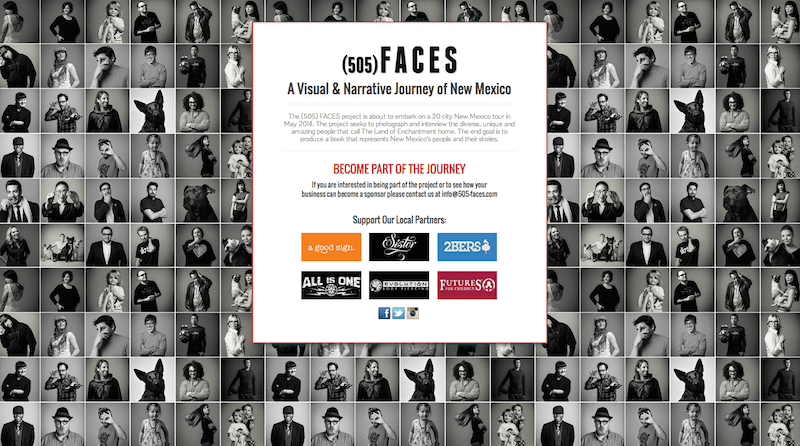 505 Faces in Truth or Consequences