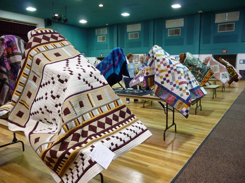 Annual Gathering of Quilts