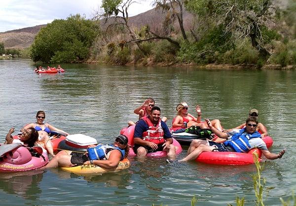 float the Rio Grande - Sierra County Summer Activity