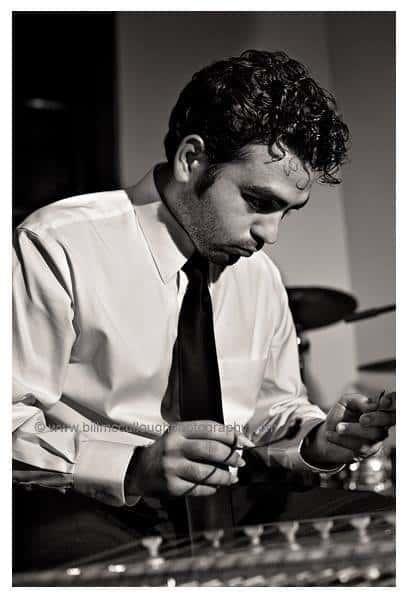 Concert at BellaLuca: Persian Setarist Fared Shafinury