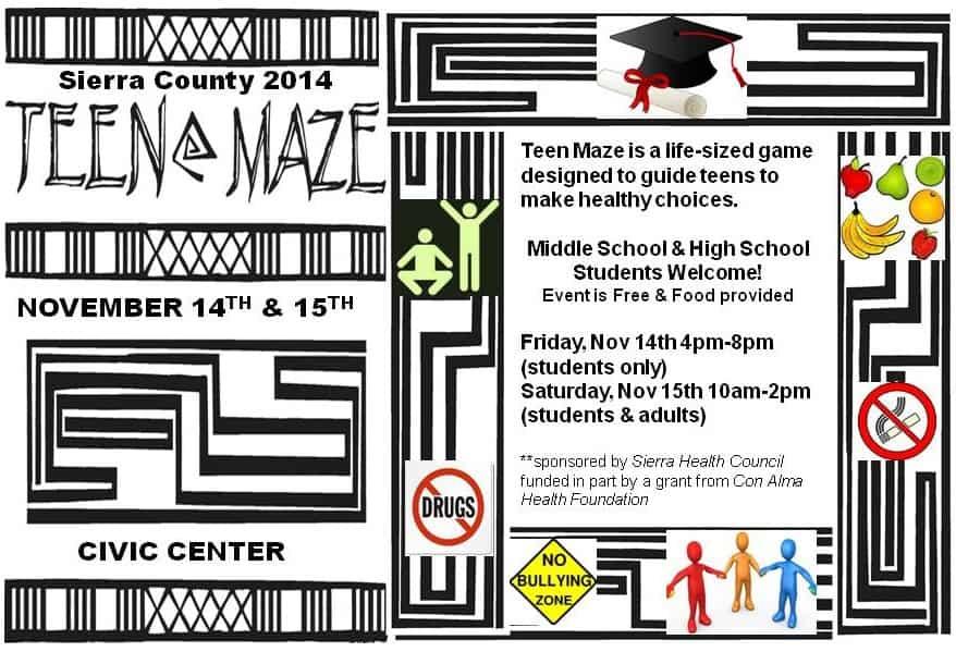 Teen Maze