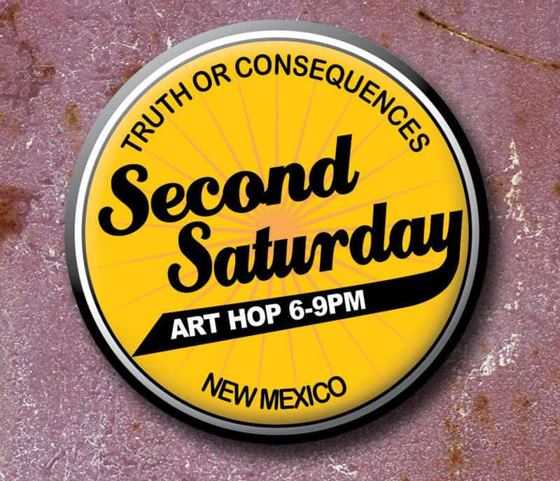 Truth or Consequences Art Hop - Second Saturday of every month from 6-9pm