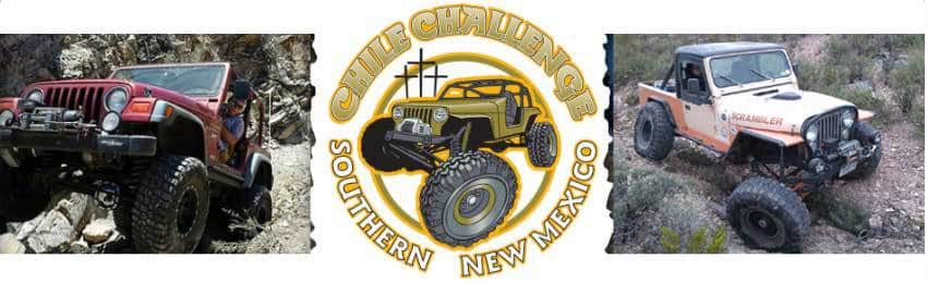 Annual Chile Challenge 4-Wheel Drive Trail Event