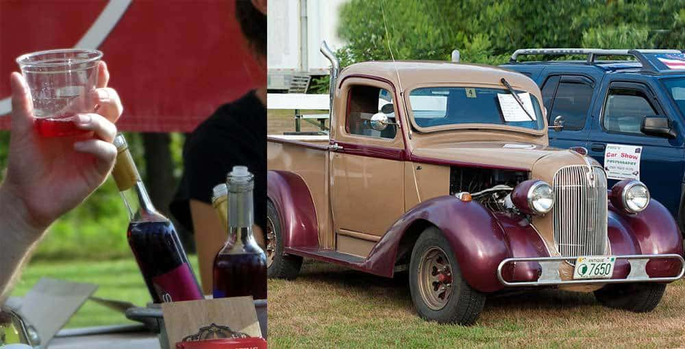 """""""In The Park"""" Classic Car Show"""