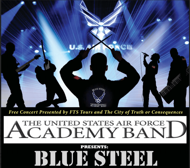 The United States Air Force Academy Band Presents BLUE STEEL