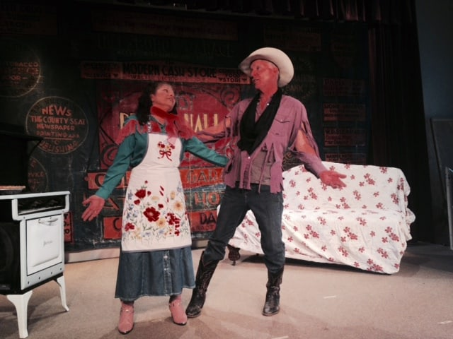 """Home on the Hillsboro Range: A Half-Baked Horse Opera in Three Acts"""