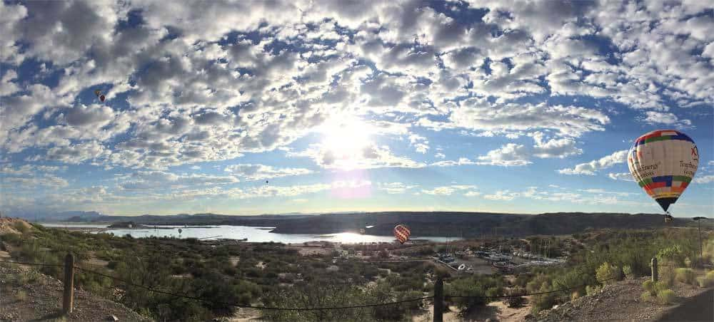 2020 Elephant Butte Balloon Regatta