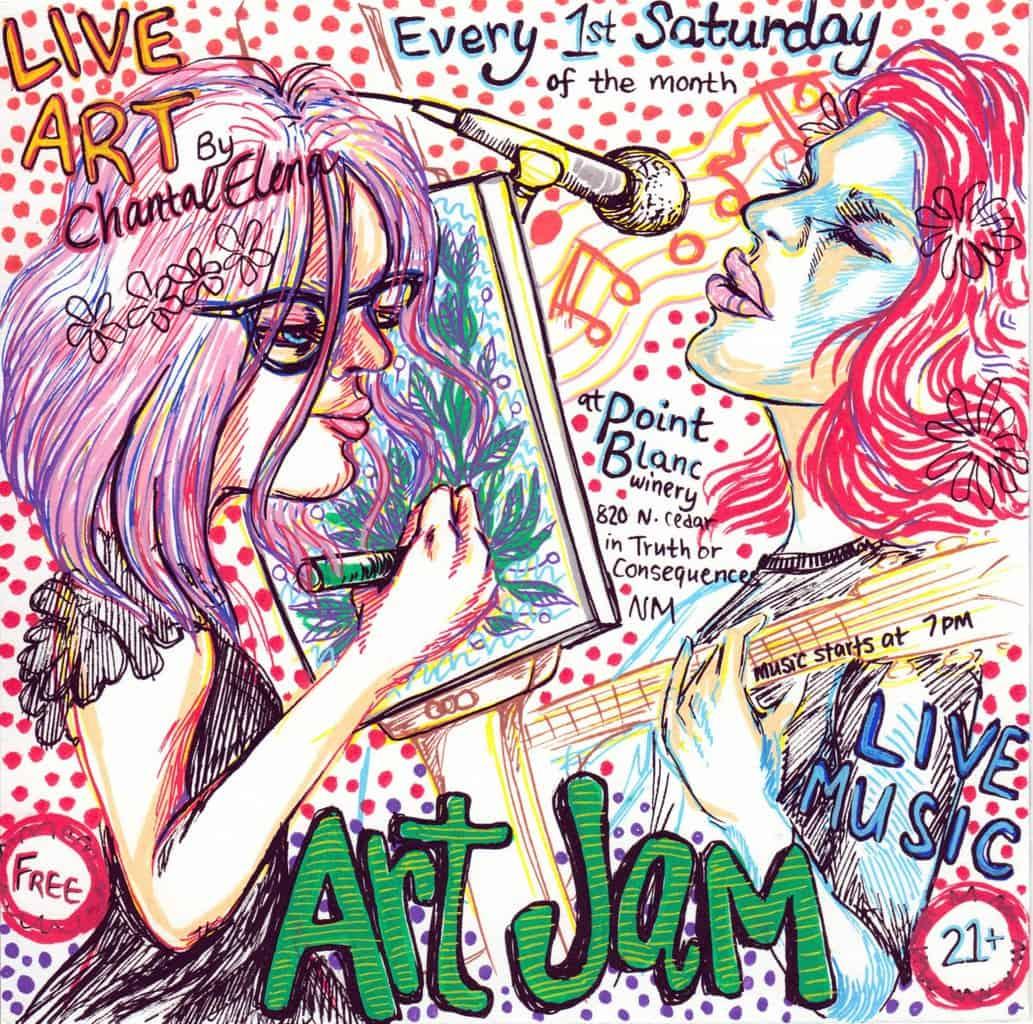 Art Jam! Feat. FunkBac