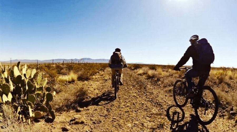 "Special ""Crest to Creek"" Mountain Bike Tour"