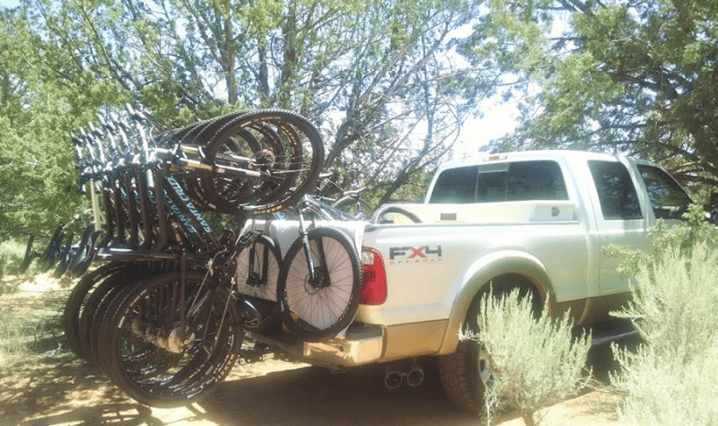 Special Lower Animas Creek Mountain Bike Tour