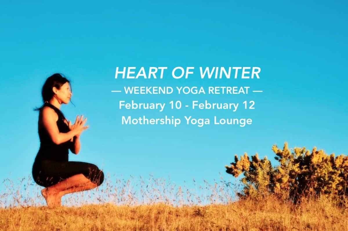 Heart of Winter Yoga Retreat