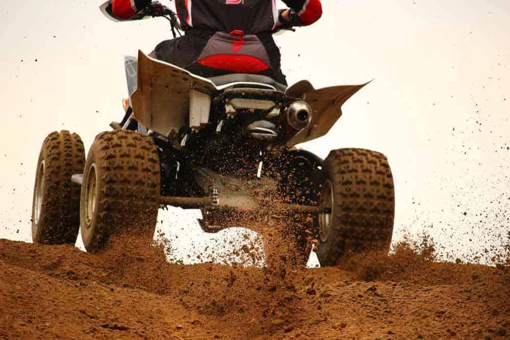ATV rally at Cedar Cove RV Park