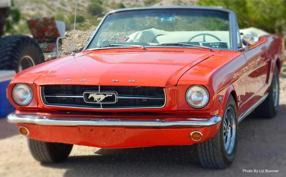 Cedar Cove RV Park Car Show