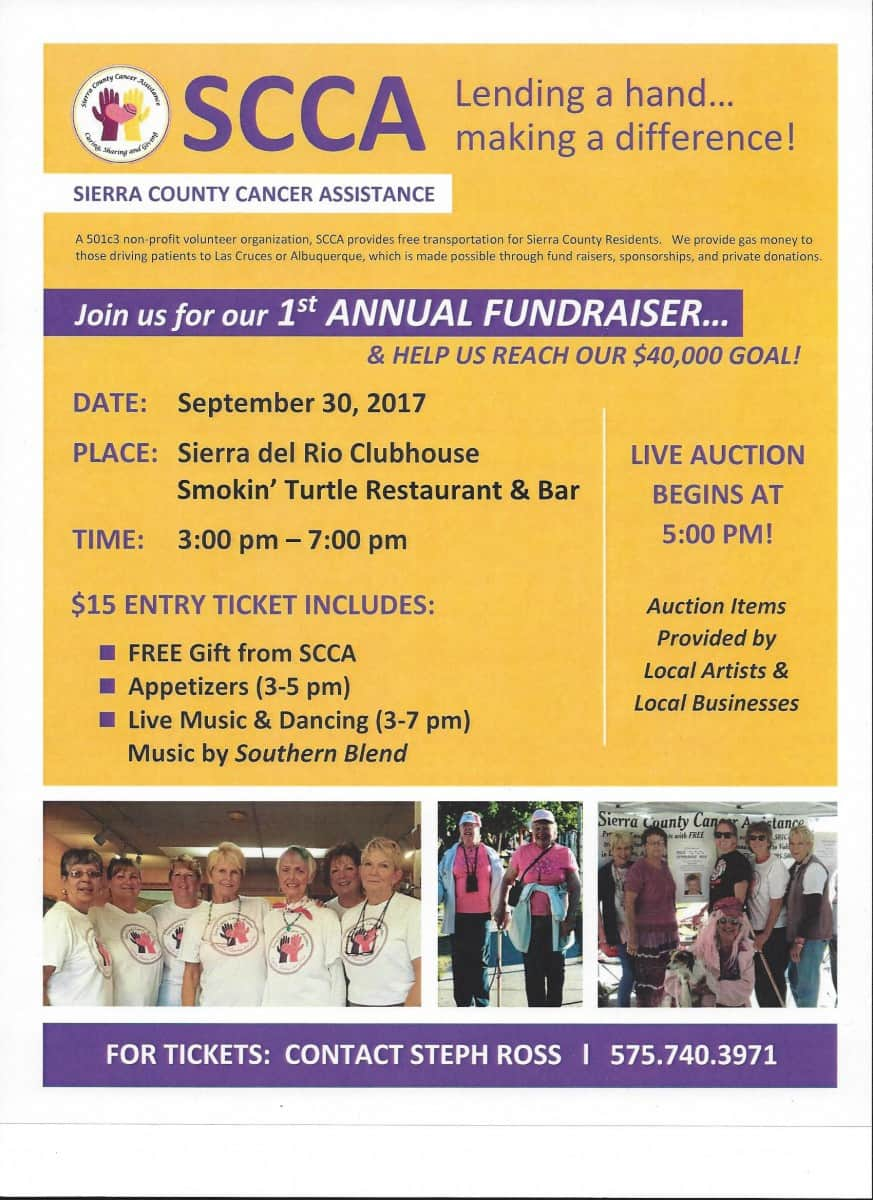 cancer assistance fund raiser