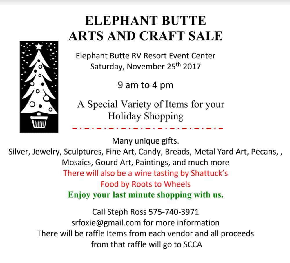 Elephant Butte Fine Art & Craft Show