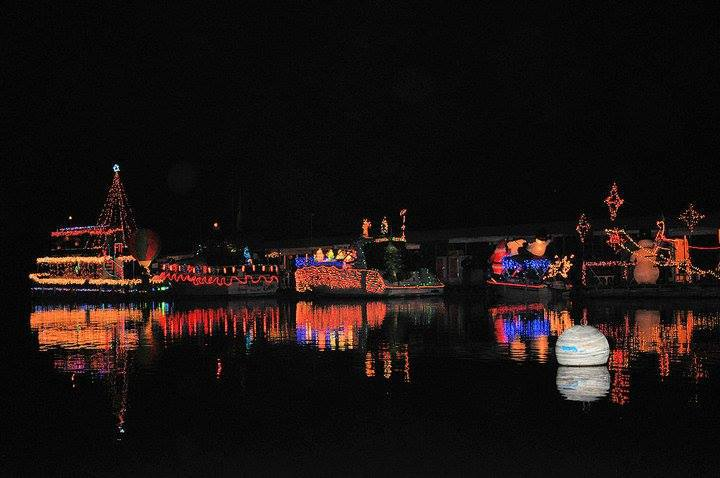 22nd Floating Lights Parade