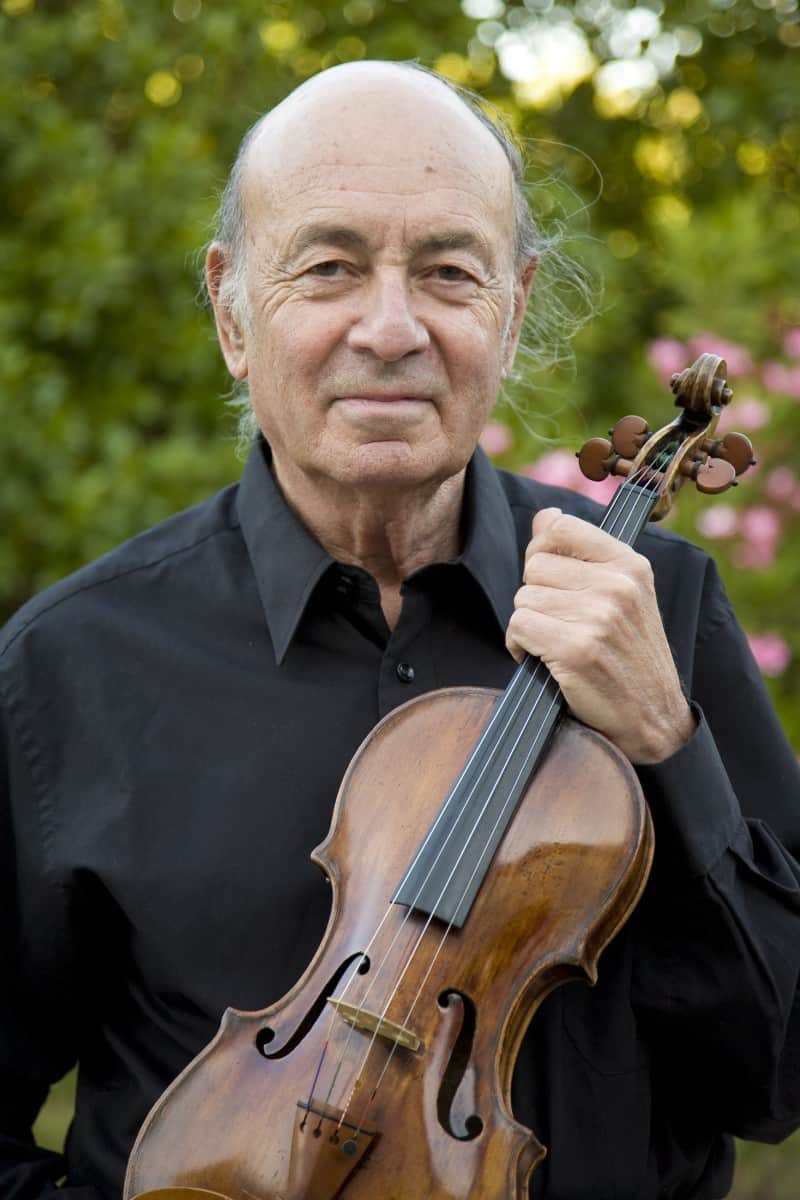 Classical Violin Concert at the Hillsboro Community Center