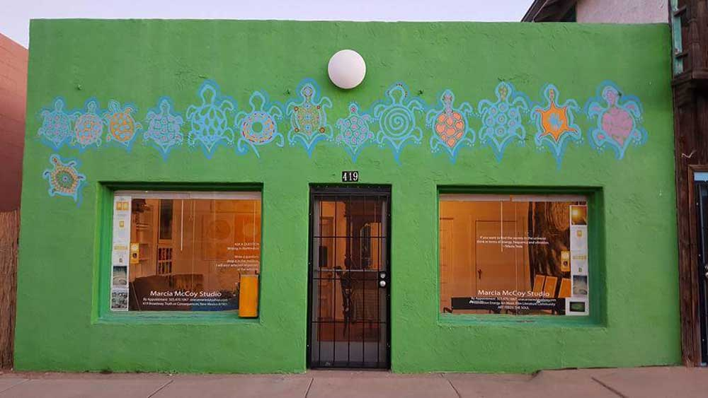 Grand Opening: Marcia McCoy Studio