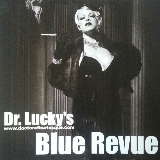 Dr. Lucky's Blue Revue