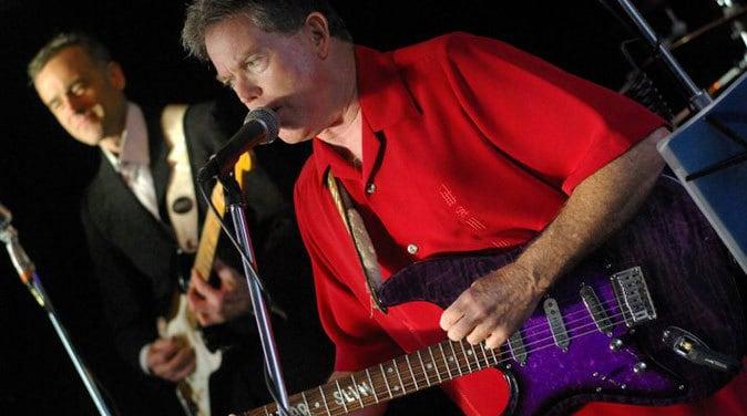 "Pat ""Guitar Slim"" Chase w/special guest Pat Dutton"