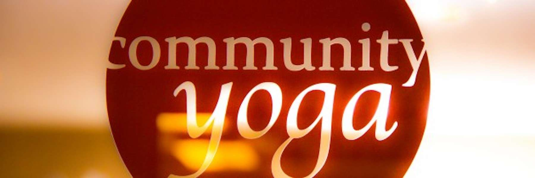Community Mixed Level Yoga Class