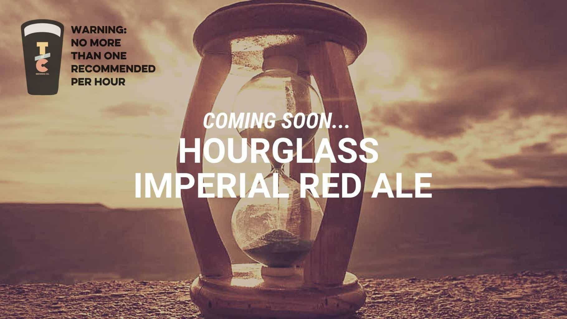 Hourglass Imperial Red Ale - Beer Release