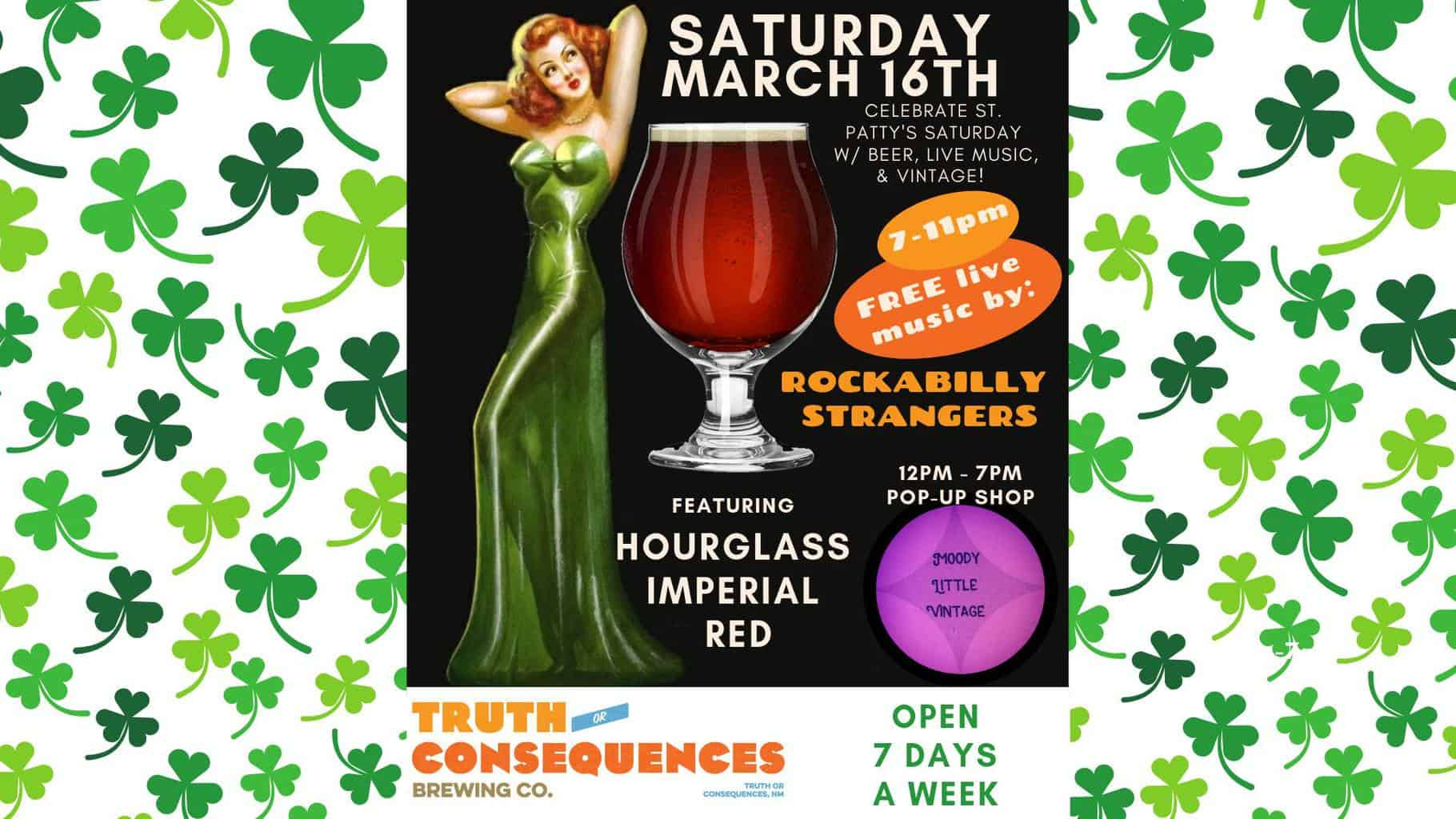 St. Patty's Saturday