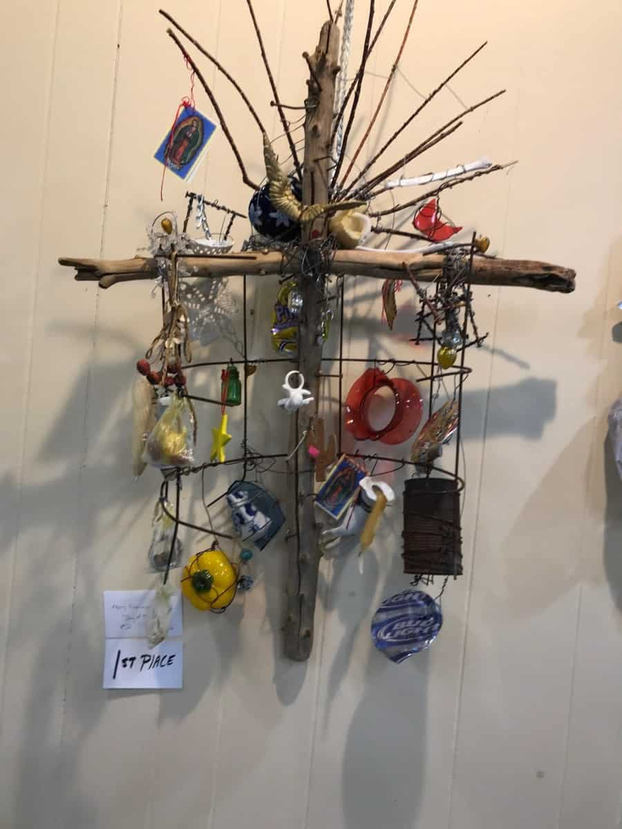 Recycled Art Show