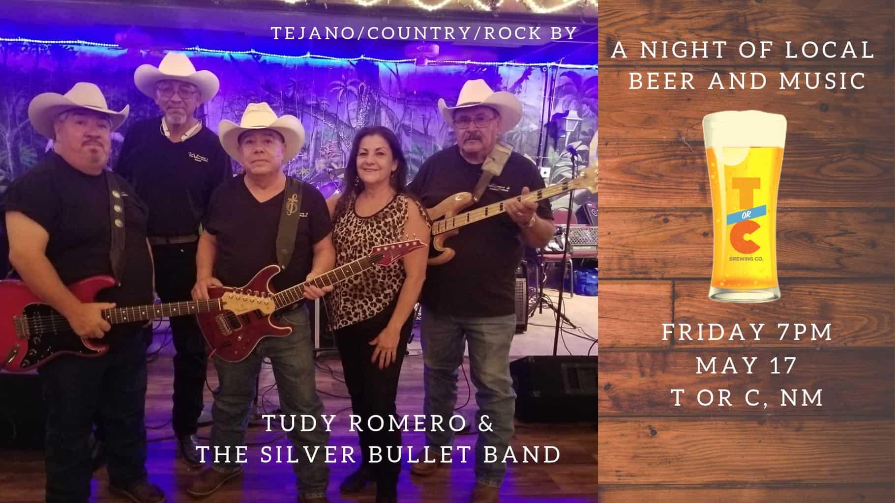 Tudy Romero & The Silver Bullet Band