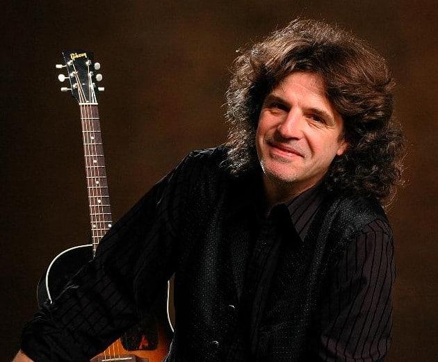 Virtuoso Guitarist Claude Bourbon in Hillsboro
