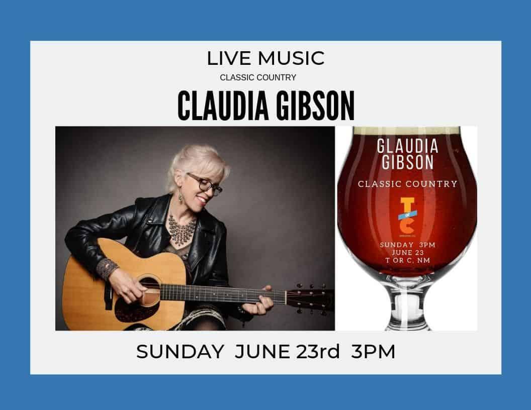Claudia Gibson