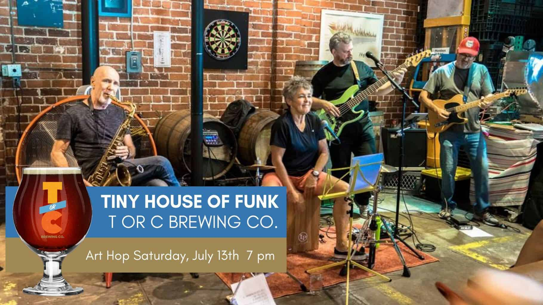 Tiny House of Funk