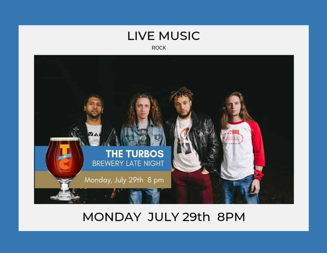 The Turbos - Brewery Late Night