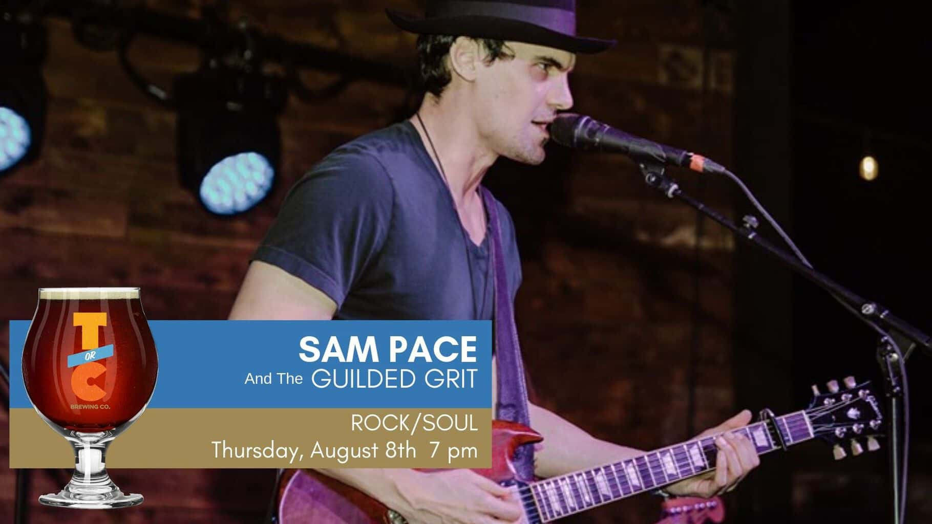Sam Pace and The Gilded Grit