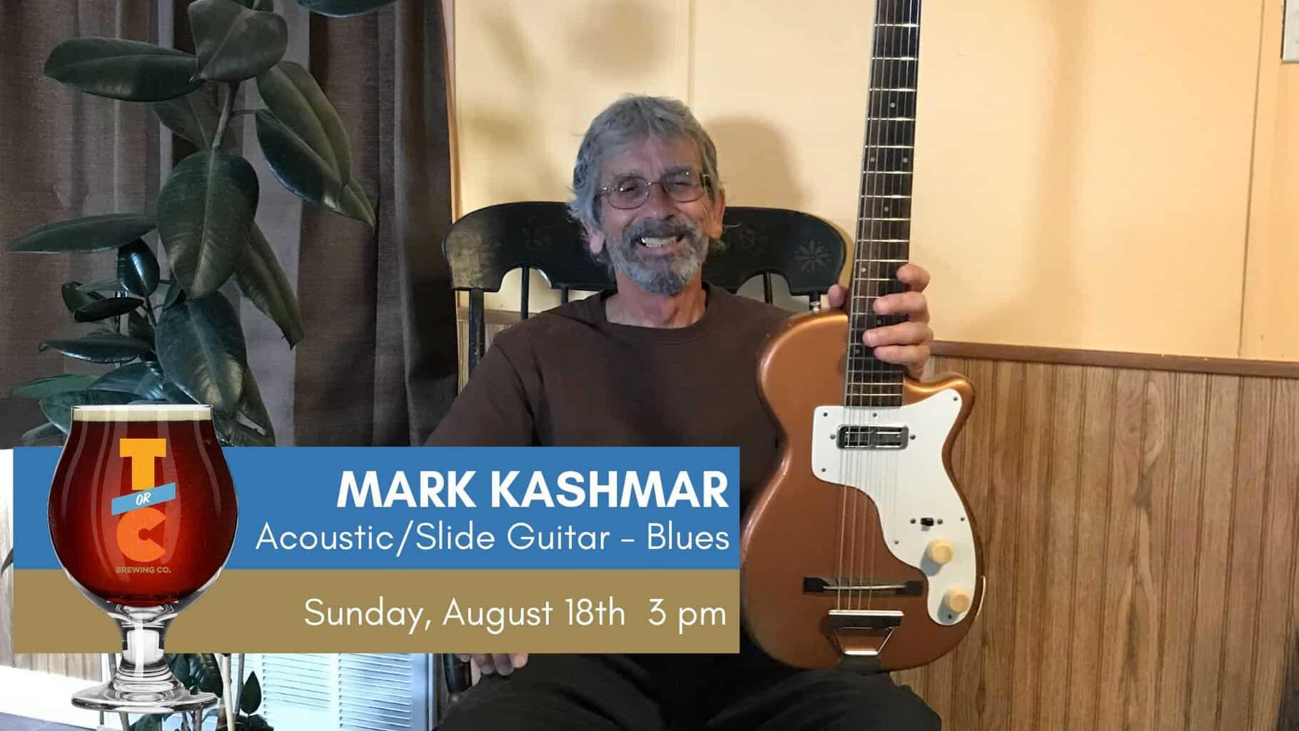 Mark Kashmar