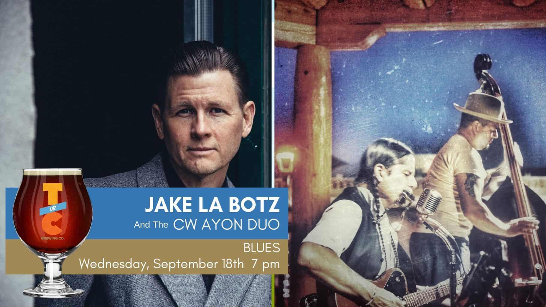 Jake La Botz & CW Ayon Duo