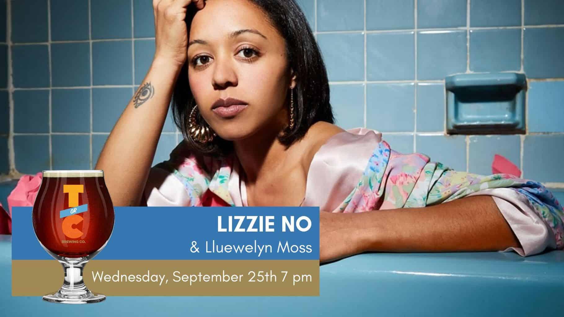 Lizzie No & Lluwelyn Moss