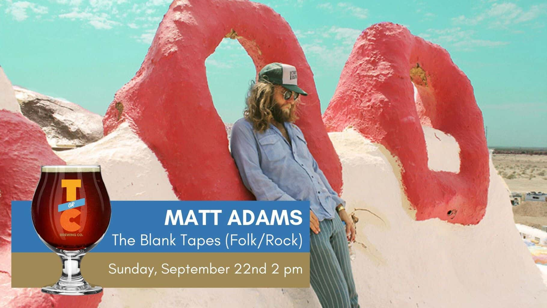 Matt Adams (The Blank Tapes)
