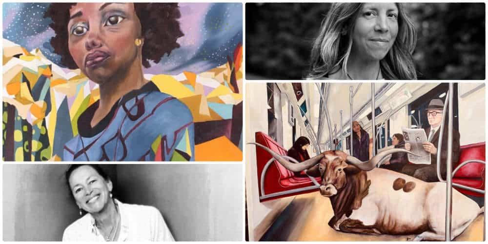 Other World:  Jia Apple & Wendy Tremayne Collaborative Art Opening