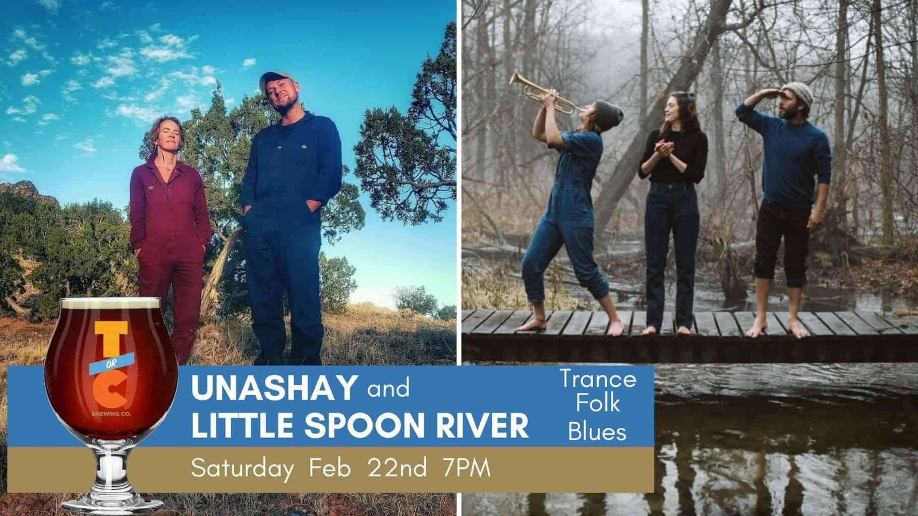 Unashay & Little Spoon River